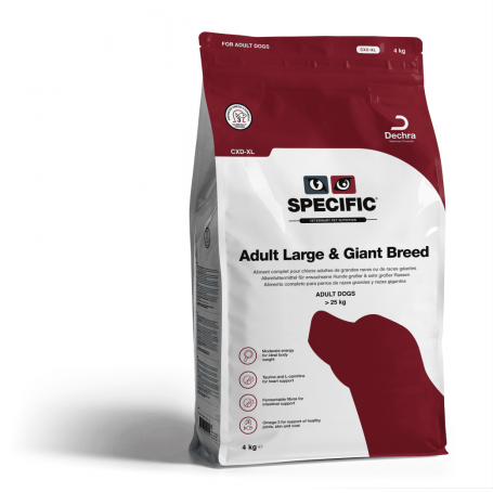 Specific CXD-XL Adult Large & giant Breed