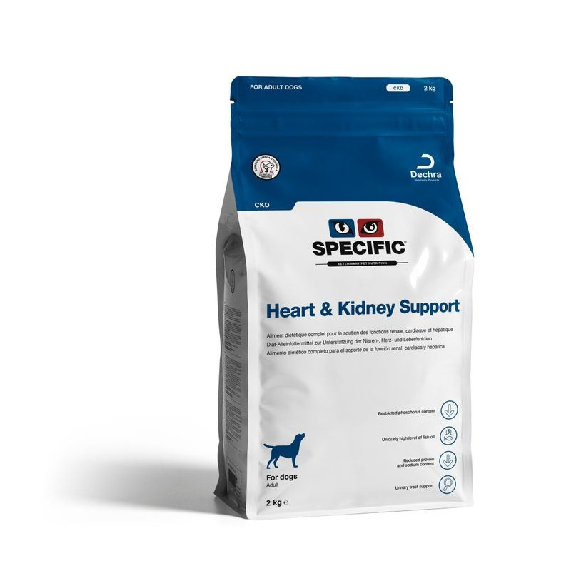 Specific CKD Heart/Kidney