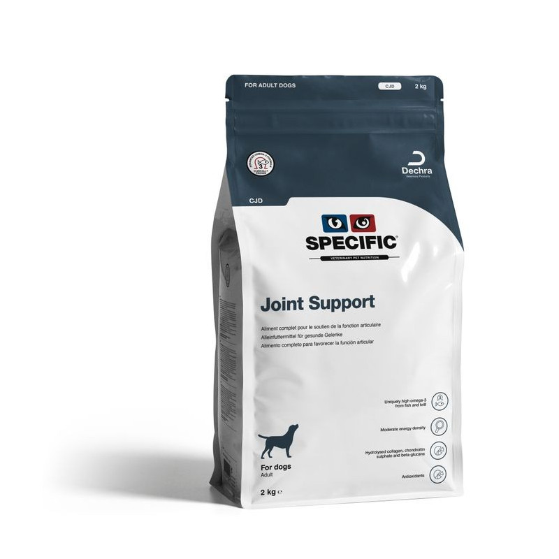Specific CJD Joint Support