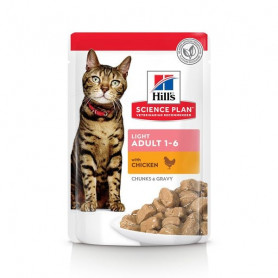 Feline Adult Light Poulet sachet Repas
