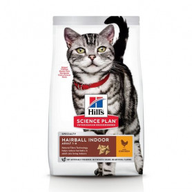 Feline Adult Hairball Control Poulet