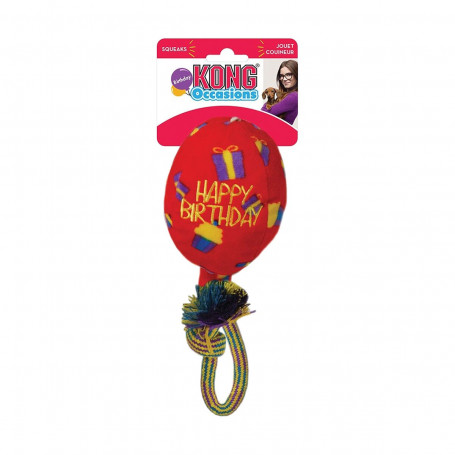 Kong Occasions Birthday Balloon