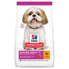 Canine Mature Adult 7+ Small&Mini Poulet