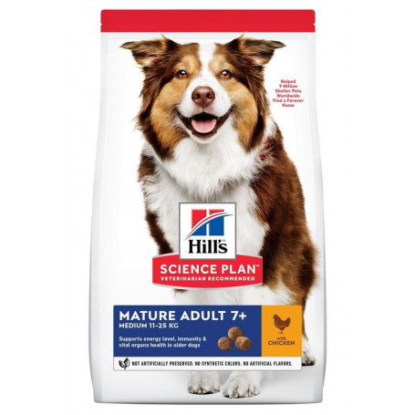 Canine Mature Medium Poulet Active