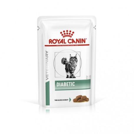 Cat Diabetic Sachet repas