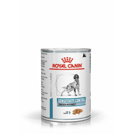 Veterinary Diet Dog Sensitivity Poulet Boîte