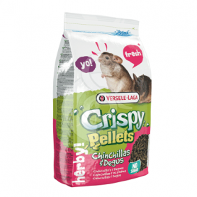 Crispy Pellets Chinchilla & Degus