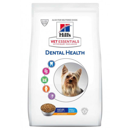 Vet essentials Canine Mature Dental Health Small&Mini