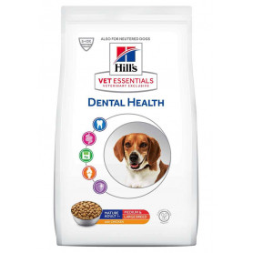 Vet essentials Canine Mature Dental Health Medium & Large