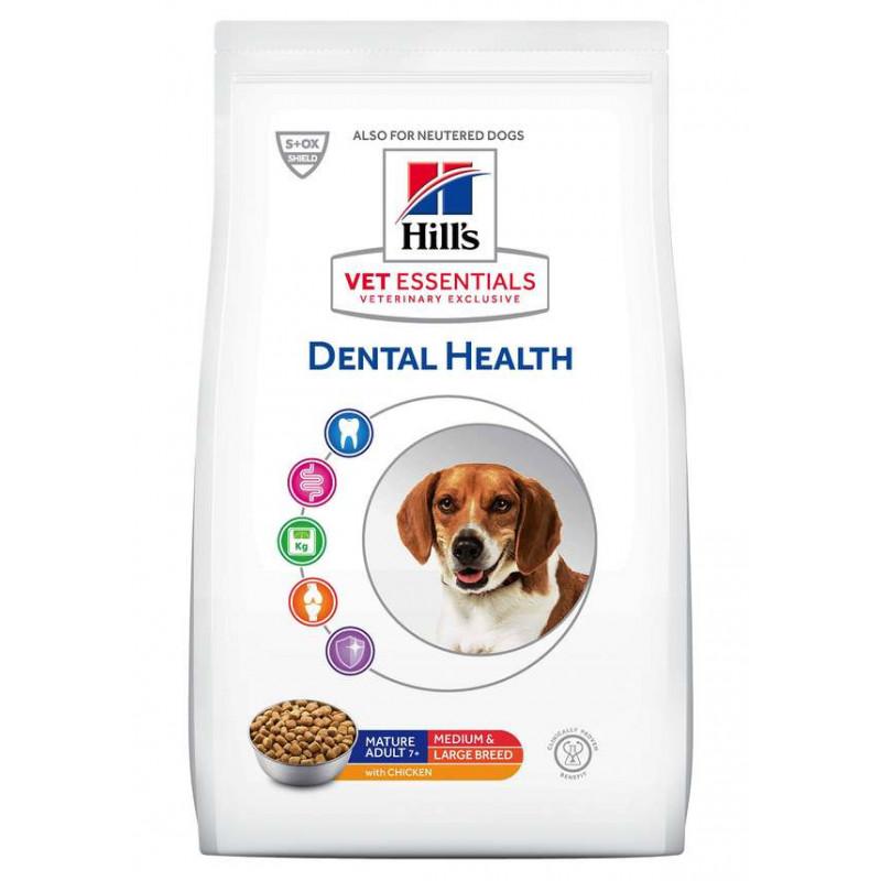Vet essentials Canine Mature Dental Health Medium & Large