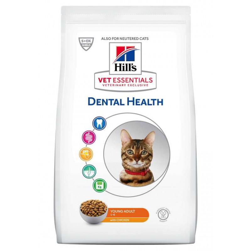 Vet essentials Feline Young Adult Dental Health