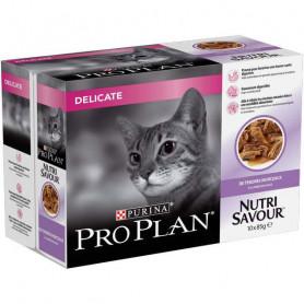 Cat Delicate Poulet Sauce Sachet repas