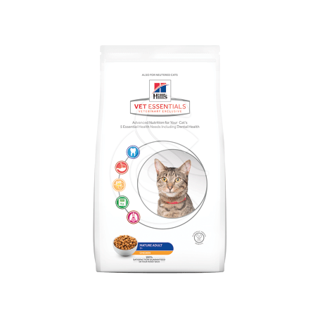 Vet essentials Feline Mature Dental Health