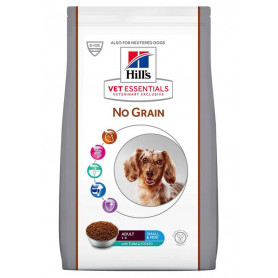 Vetessentials Canine Adult Small & Mini No Grain Thon & Pommes de Terre