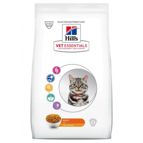 Vet essentials Feline Adult Poulet