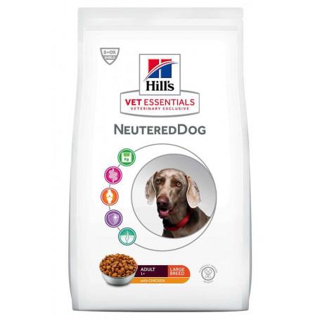 Vet essentials Adult Neutered Dog Large Breed Poulet