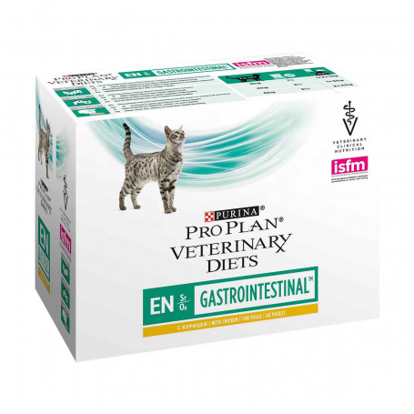 Ppvd Feline EN Stox Gastrointestinal Chicken Sachet repas