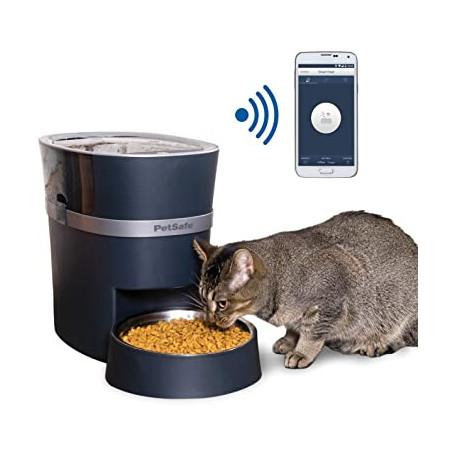 Distributeur automatique nourriture Smart Feed Petsafe