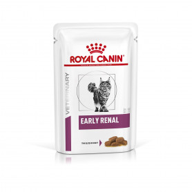 Cat Early Renal Sachet repas