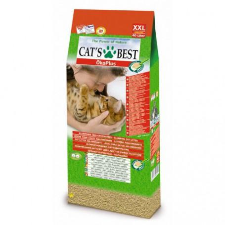 Litière compostable Cat's Best Original