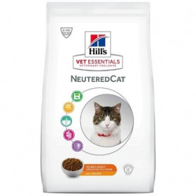Vet essentials Neutered Cat Young Adult Poulet