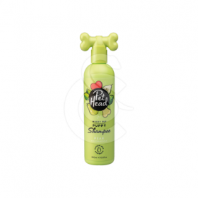 Shampoing chiot Pet Head Mucky Pup