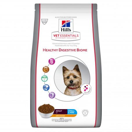Vet Essentials Canine Adult Healthy Digestive Biome Small&Mi.