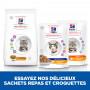 Vet Essentials Feline Mature Adult 7+ Poulet Sachet repas