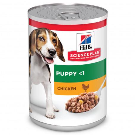 Canine Puppy Poulet Boîte