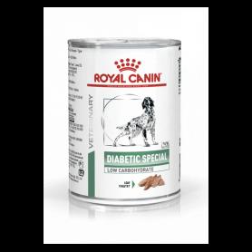Veterinary Diet Dog Diabetic Special Boîte